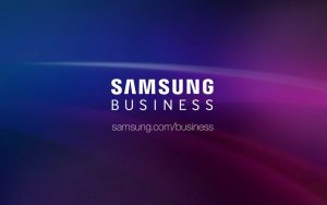 Samsung B2B Video