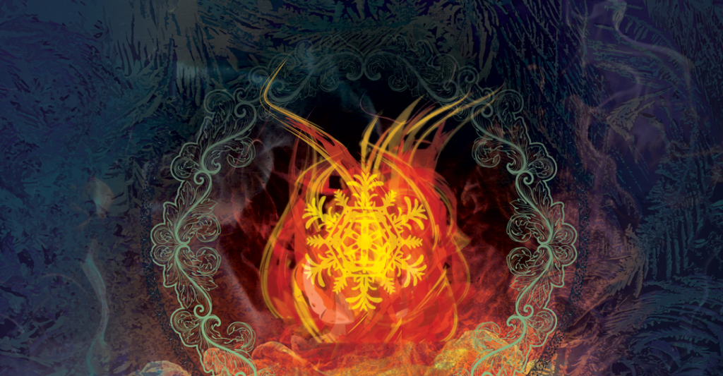 Early design of Dream by the Fire