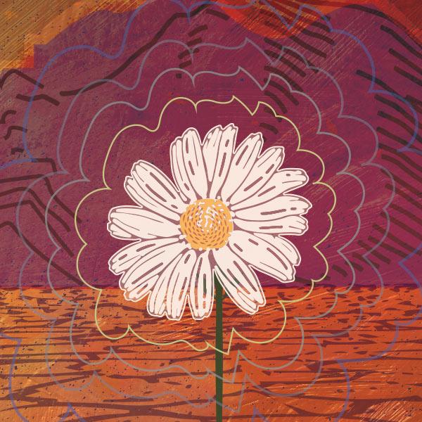 Terres Brulees flower