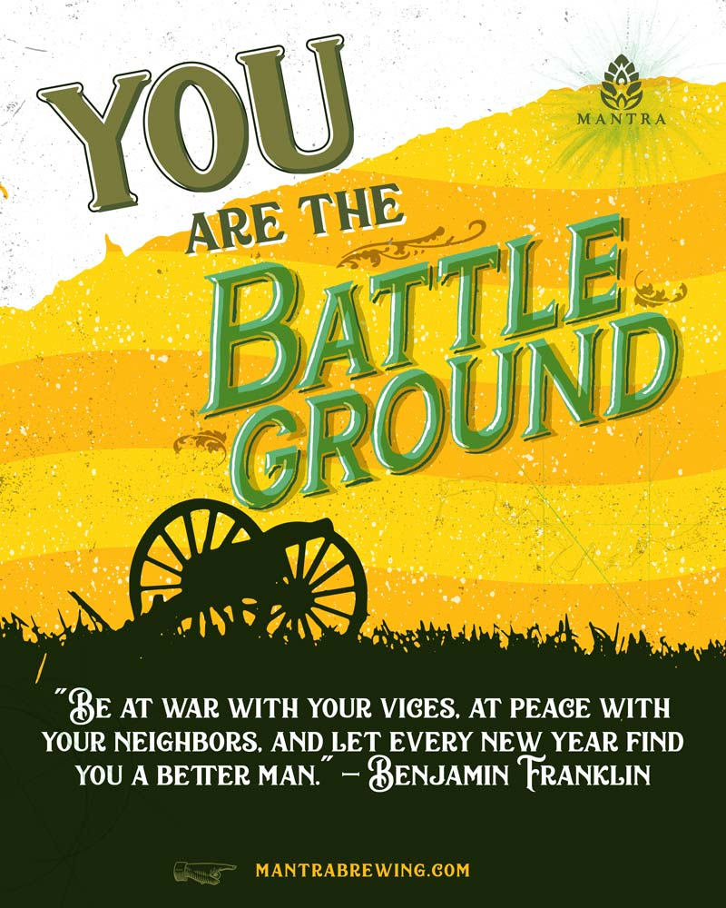 You Are the Battleground