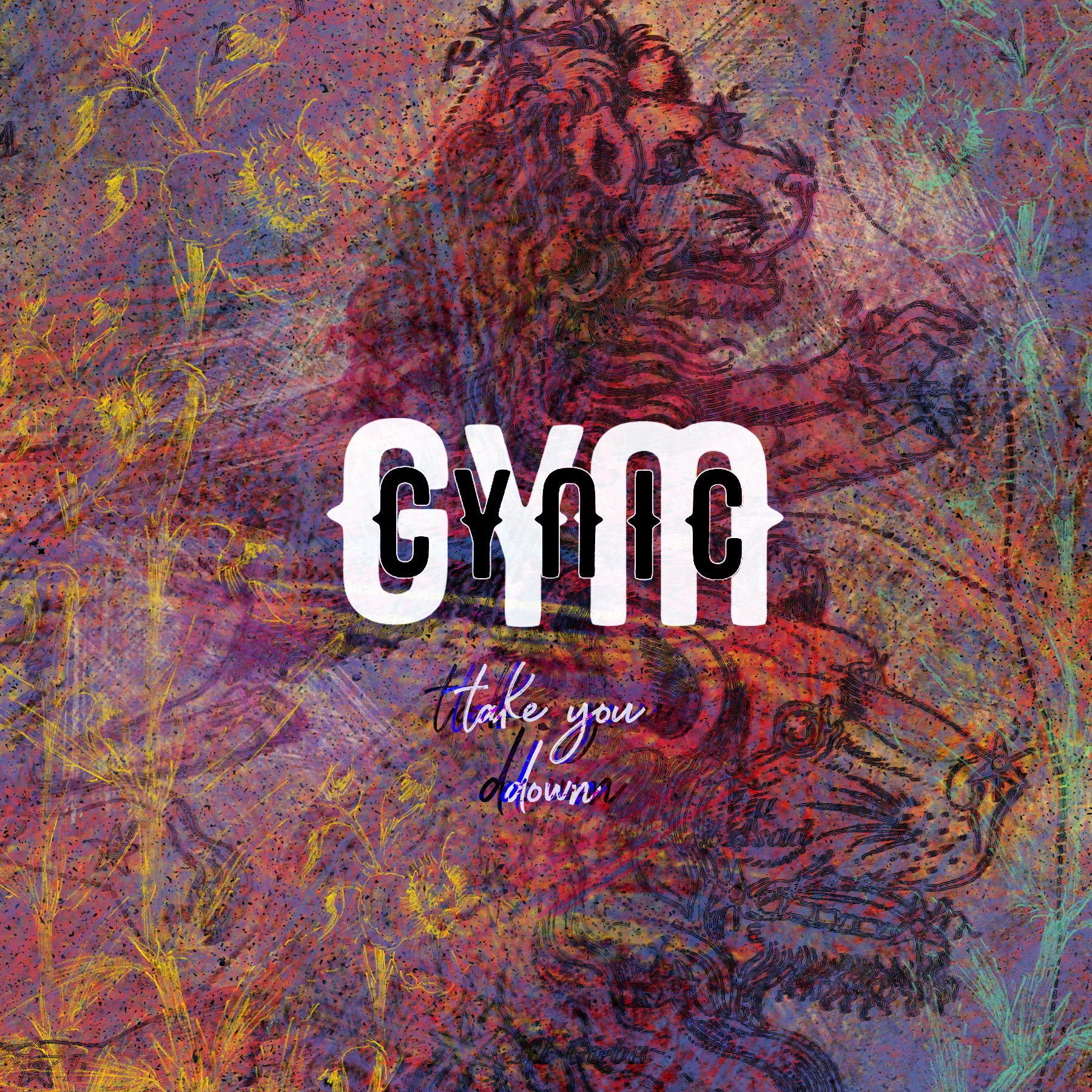 cynic-gym-take-you-down-cover-2019