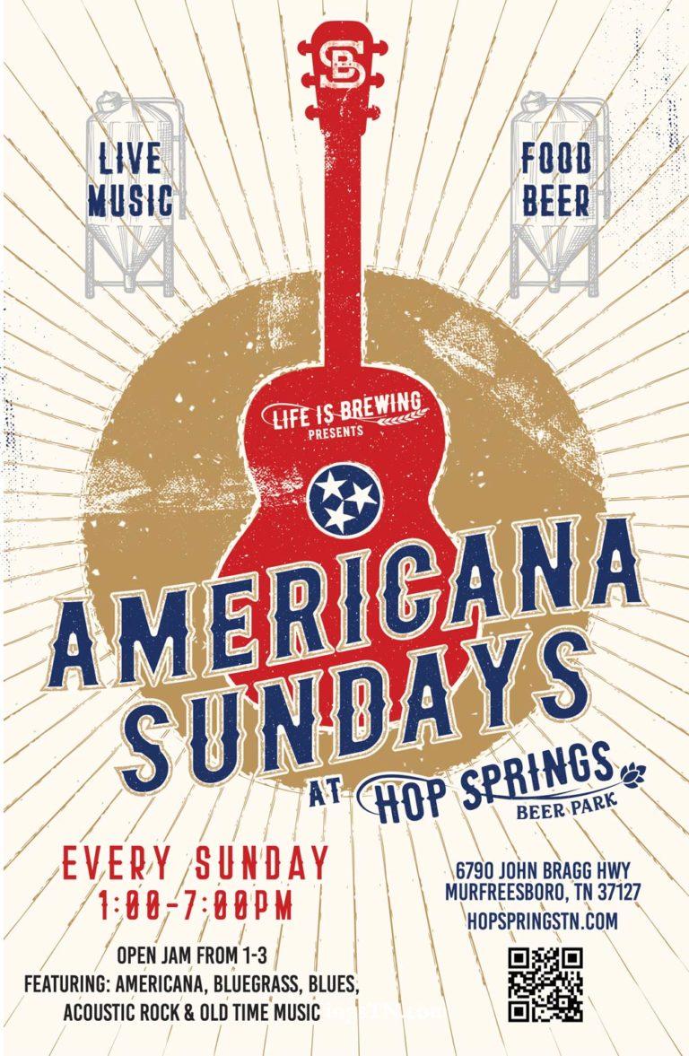 Americana Sundays