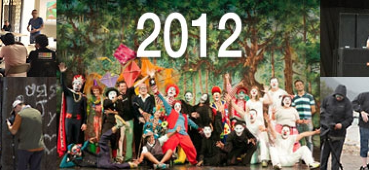 2012 was a year of adventure and blessing for Athentikos