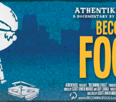 Becoming Fools Facebook Cover