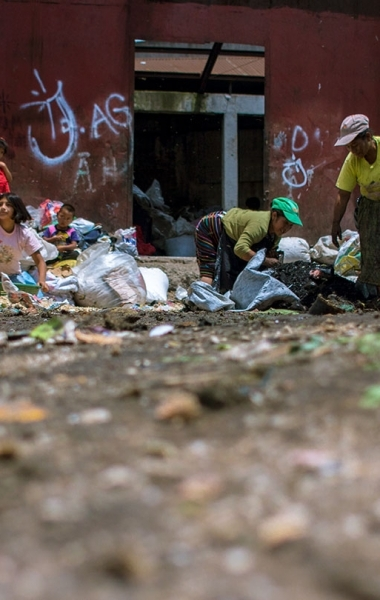 Terminal Dump in Guatemala City