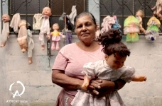 Maria, The Doll Lady