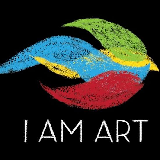 I Am Art – Quetzal Logo