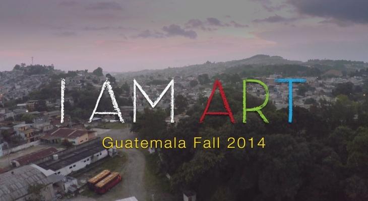 I Am Art – Fall 2014