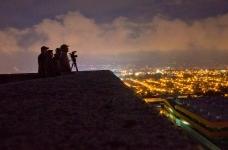 Guatemala Skyline at night