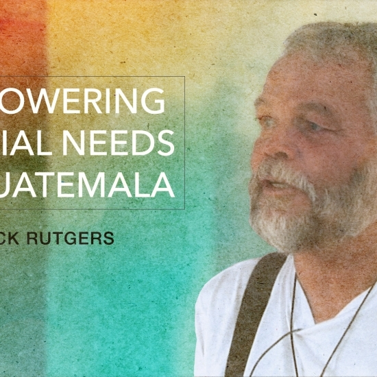 Special Needs in Guatemala