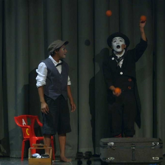 Prodigal Clown – Scene 02