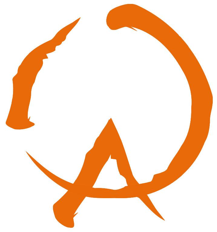 Athentikos Logo by Mary Hooper at MilkGlass