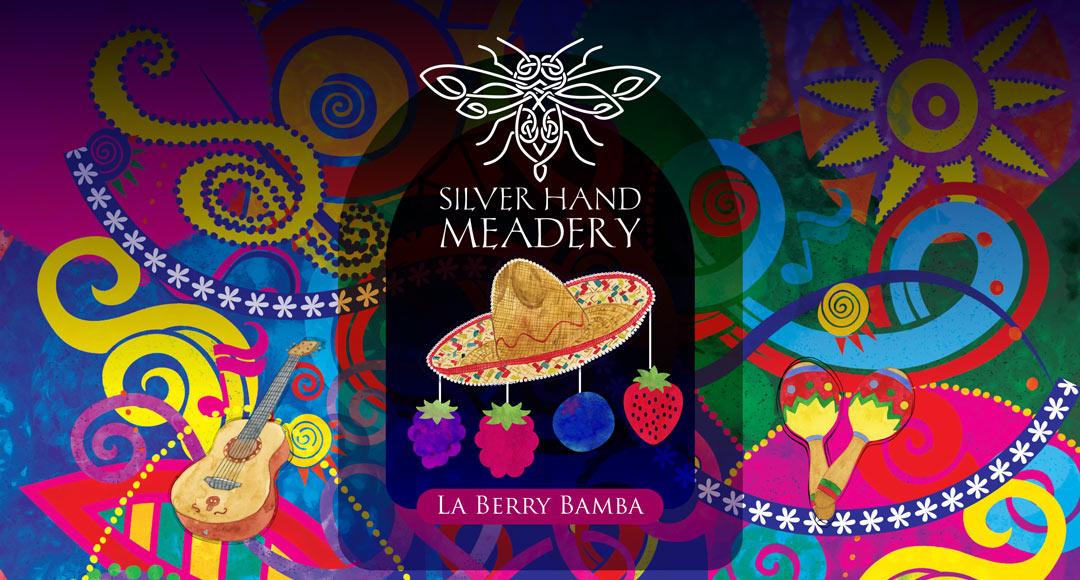 La Berry Bamba label