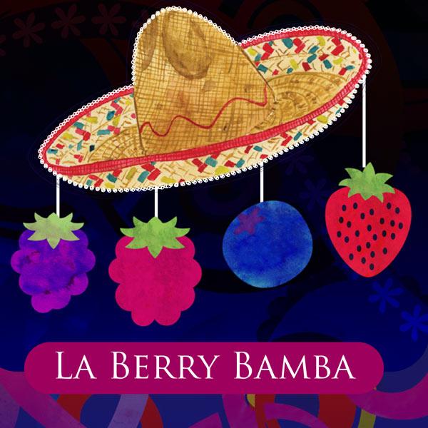 La Berry Bamba sombrero