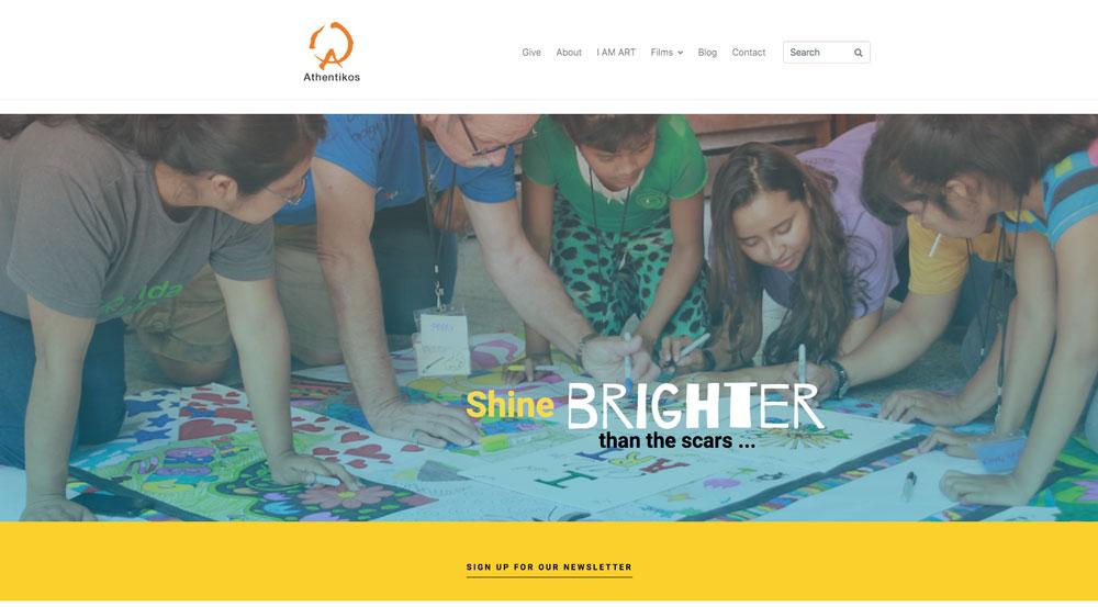Athentikos Website 01