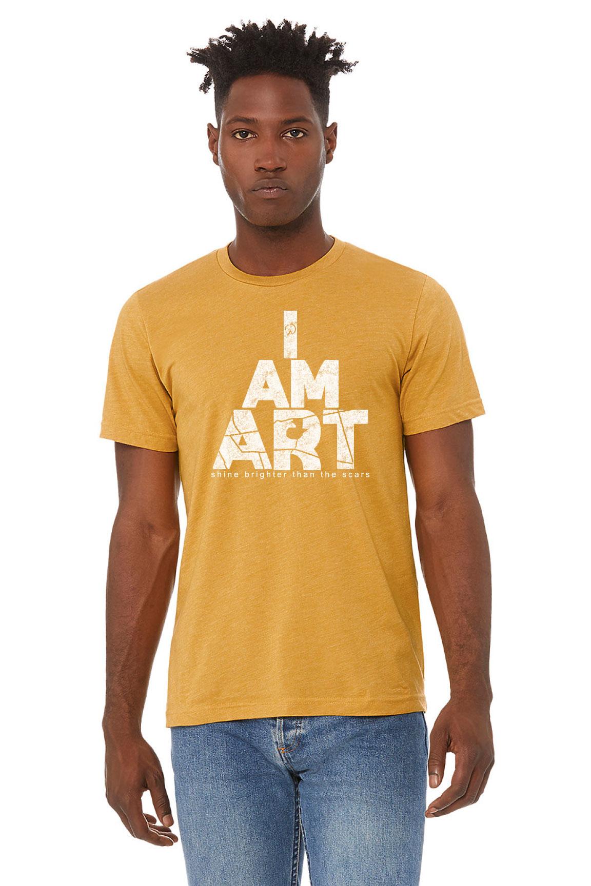 I AM Art Tee 2019