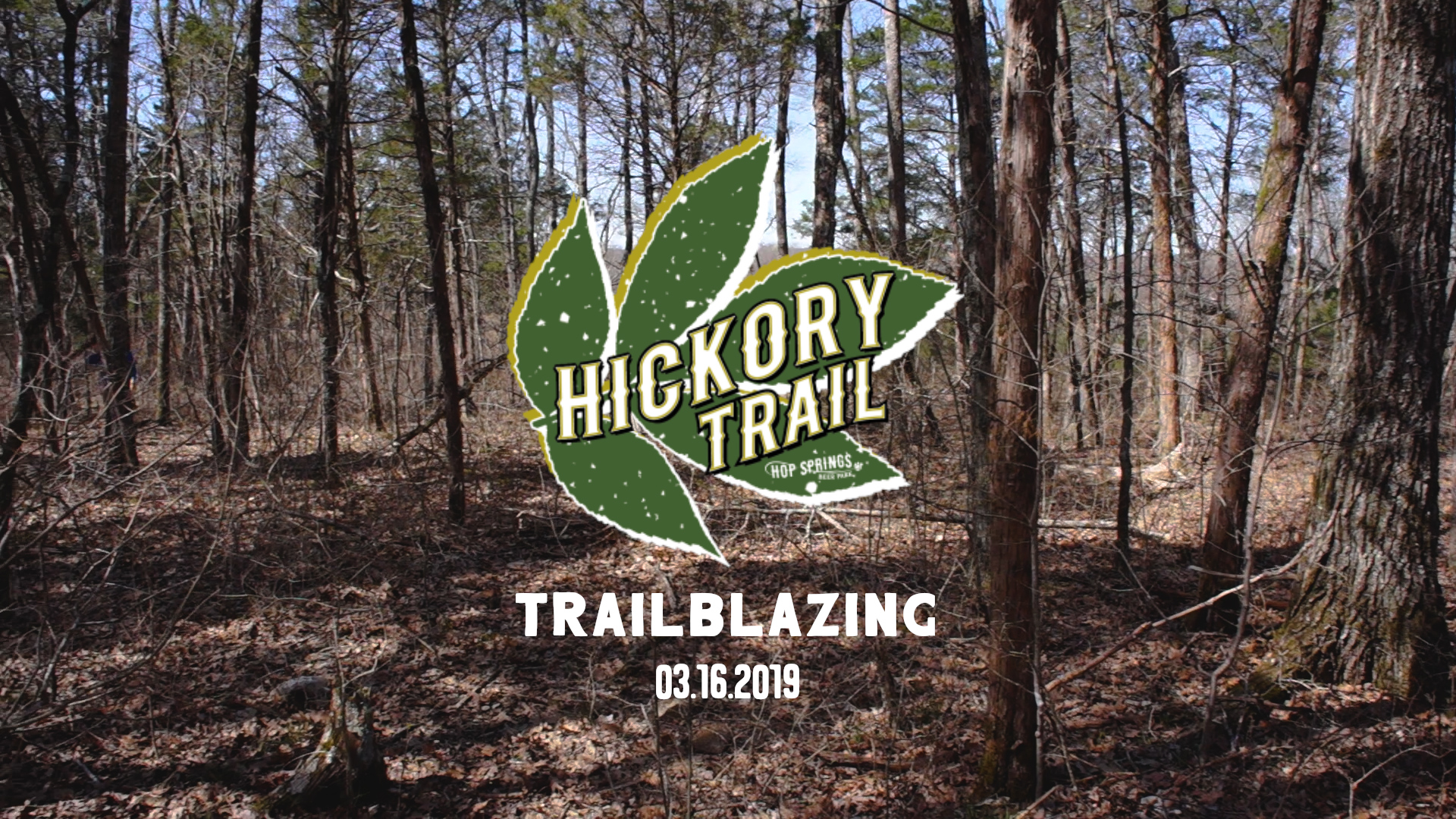 Hickory Trail at Hop Springs